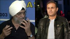 When 'Nawab of Twitter' Sehwag was clean bowled by India's veteran spinner Bishan Singh Bedi - Daily News & Analysis #757LiveIN