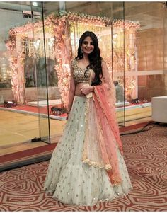 Attractive Festive Wear Lehenga Choli from Stf Store Indian Wedding Outfits, Bridal Outfits, Indian Outfits, Wedding Dresses, Designer Bridal Lehenga, Indian Bridal Lehenga, Wedding Lehenga Designs, Dress Indian Style, Indian Dresses