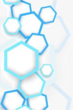 Hexagon Graphics background vector, La Geometría, Azul, Creative PNG y Vector