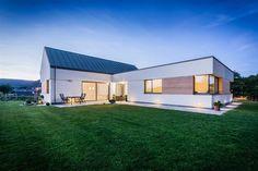 Trutnov - Rodinný dům na Nových Dvorech - ROSA architekt