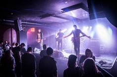 We profile the best rock venues in Berlin, where you can catch international stars and upcoming bands.