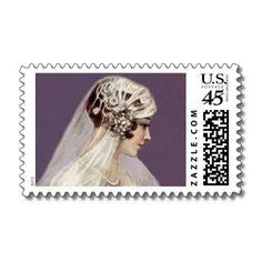 1930's style veil