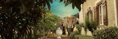 Elephants @ The Vila