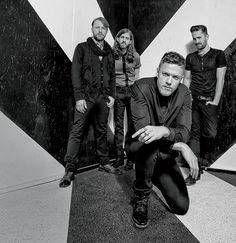4 - Imagine Dragons Talk New Album and Growing…