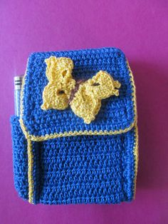 Cigarette Case crochet pattern from Ideas for Gifts ...