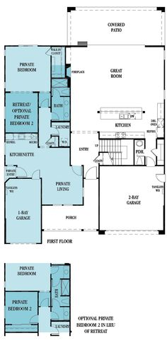 1000 Images About Next Gen Floor Plans On Pinterest New