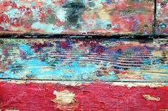 Abstract color paint detail of wooden boat cracked by TaoLight Abstract Shapes, Abstract Wall Art, Wallpaper Layers, Cracked Paint, Distressed Painting, Wooden Boats, Fine Art America, Paint Colors, Fine Art Prints