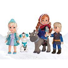 Frozen - Pack de Personagens