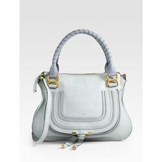 0ead4c338bf3 Chloé Marcie Small Satchel Bag ( 1