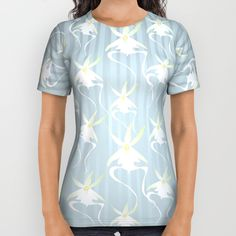Ghosts among lianas All Over Print Shirt by Okopipi Design   Society6
