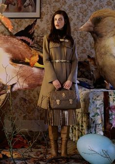 Tim Walker Photography Mulberry Fall/Winter 2011