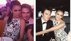 Nina and Ian are my fave couple
