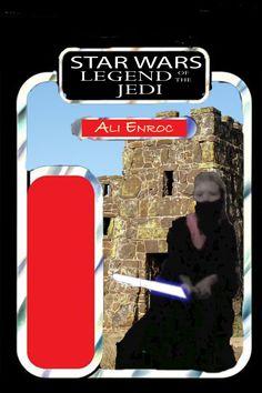 Jedi Knight Ali Enroc Jedi Knight, Ali, Star Wars, Starwars, Ant, Wings, Star Wars Art