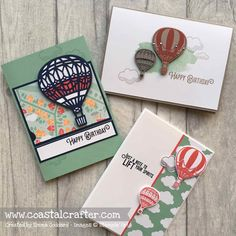 Lift Me Up Stamp Set by Stampin' Up!