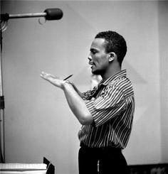 Quincy Jones, NYC, New York, 1955