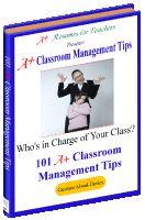 101 A+ Classroom Management Tips