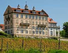 Schloss Kirchberg am Bodensee / Castle Kirchberg on the Lake Constanze