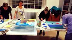 lab. Cantiere Esperienziale 2013 laboratorio artistico esperienziale organizzato da QuanticArt