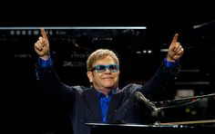Apparently, all arranging a meeting with #Putin took was one prank call. #EltonJohn