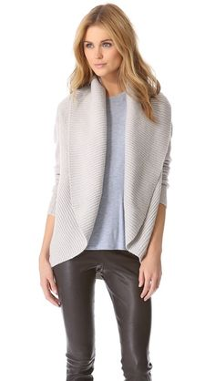 Vince Circle Cardi - fabby for fall