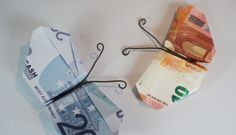 Geldschmetterling