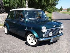 Mini Cooper 1300 by MP Classic