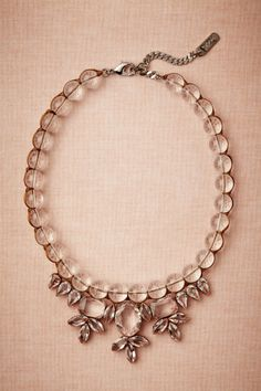 Glass Mist Necklace