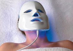 Genève™ Photon Mask 2.0 – Genève Aesthetics™ Light Therapy Mask, Led Light Therapy, Back Acne Treatment, Facial Treatment, Skin Treatments, Types Of Facials, Microcurrent Facial, Facial Masks, Spa Facial