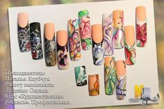 Course Nail Art (Professional level) by Iakubchuk from Nail Art Gallery