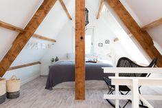 De nieuwe slaapkamer van Celine en Ben in aflevering 7 van vtwonen doe-het-zelf   Make-over door Kim van Rossenberg