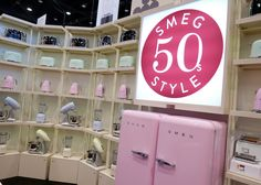 Relive the Space Age With Smeg's New Retro Appliances - Reviewed.com Ovens