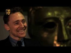 "#TomHiddleston: Big Questions.  I love when he talks about the Jungle Book. ""One day I can't wait to show my kids."""
