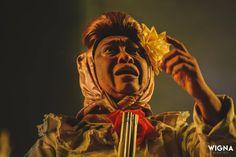Oratório de Sta Luzia 2016. Atriz Tony Silva  Direção Luciana Duarte Música Danilo Guanais Dramaturgia e figurinos João Marcelino. Foto de Wigna Ribeiro