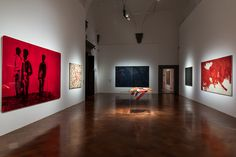 "From 16 March to 22 July 2018 Palazzo Strozzi is hosting an exhibition entitled ""Dawn of a Nation. From Guttuso to Fontana and Schifano"", curated by Luca Massimo Barbero. A truly mesmerising exploration of art, politics and society in Italy from the 1950s to the protest years in the late '60s, with eighty works of art by such masters as Renato Guttuso, Lucio Fontana, Alberto Burri, Emilio Vedova, Piero Manzoni, Mario Schifano, Mario Merz and Michelangelo Pistoletto."