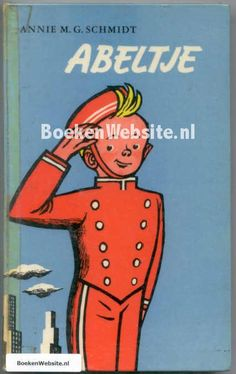 """Wim Bijmoer: Illustraties voor """"Abeltje"""", geschreven door Annie M.G. Schmidt"""