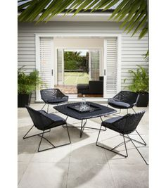 Breeze Low Back Chair