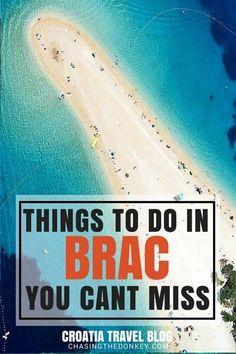 Things to do in Croatia_Brac Croatia Travel Blog