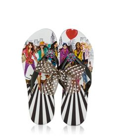 Izak It Girl Flip Flops