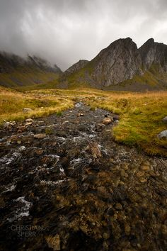 Unstadvik by Christian Sperr Landscapes, Christian, Nature, Travel, Paisajes, Scenery, Naturaleza, Viajes, Christians