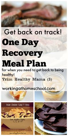 Cheat Recovery Meal Plan
