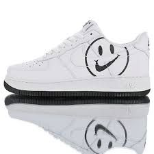 air force 1 smiley face - Google Search