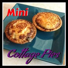 Mini Cottage Pies Pinterest