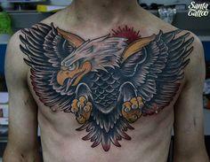 #eagle #tattoo