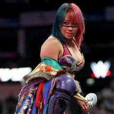 The Princess of Staten Island throws herself a party, only to find out that she'll be facing an extremely dangerous opponent at WWE Money in the Bank. Wrestling Stars, Wrestling Divas, Women's Wrestling, Wwe Divas, Wwe Raw Women, Japanese Wrestling, Wwe Women's Division, Wwe Female Wrestlers, Wrestling Superstars