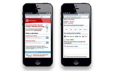 Online giving service Virgin Money Giving has launched a mobile website to enable fundraisers to invite their contacts to support them with a donation via a mobile device.