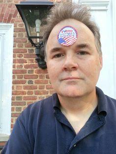 I voted today.  Go Obama!