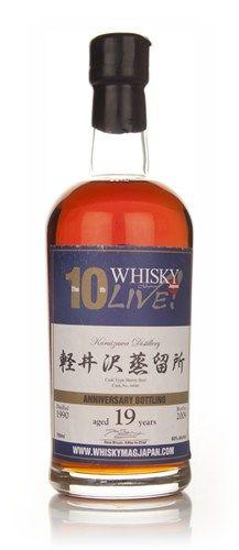 Karuizawa 19 Year Old - 10th Anniversary Whisky Live - Master of Malt