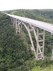 Puento de Bacunayagua (Normann) Tags: bridge cuba bacunayagua