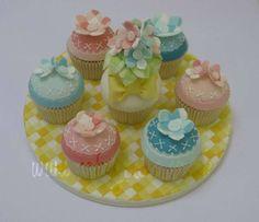 Squire's Kitchen award winning cupcakes!