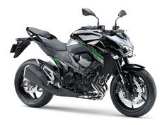 Kawasaki Z800 e version 2016 ©DR